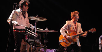 Stray Cats and Cherry Poppin' Daddies at Pacific Amphitheater 8/16/18
