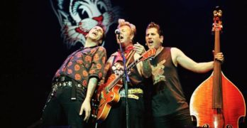 Why Rockabilly Fans Still Rant n' Rave Over the Stray Cats
