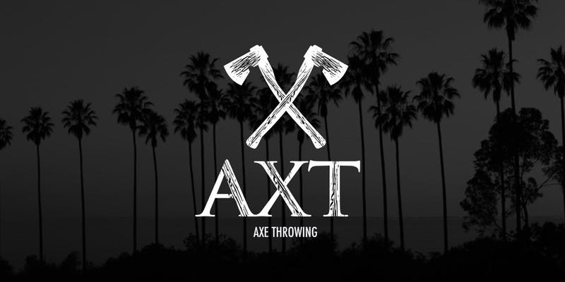 AXT Axe Throwing Launch Party, Sat. 9/15, 5PM