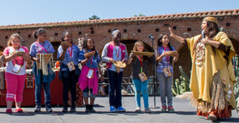 Mission San Juan Capistrano Hosts Native American Storytelling Twice Monthly