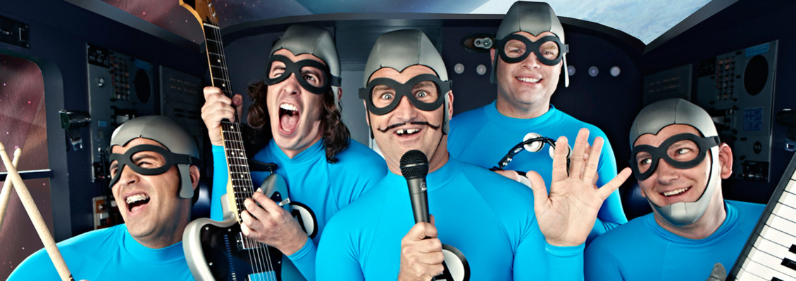 The Aquabats Need Your Help to Kickstart Their Long Lost TV Show