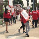 West Anaheim Medical Center Workers Stage 24-Hour Strike For Better Pay