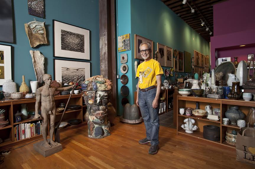 Living with Clay: California Ceramics Collection