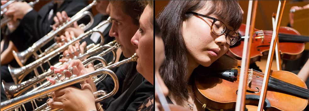 The Chapman Orchestra and University Wind Symphony in Concert