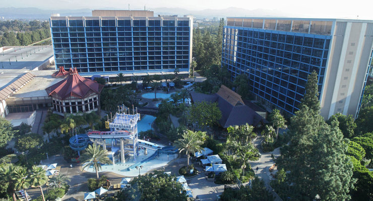 Disneyland Resort Hotel Workers Reach Agreement Lifting Base Pay to $15 an Hour