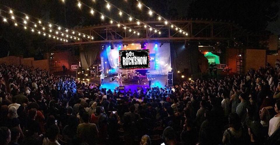 90's Halloween Bash with 90's Rockshow Concert at Garden Amp - All Ages