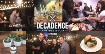 It's Your OC Weekly Decadence 2018 Complete Dining Guide (and Then Some)