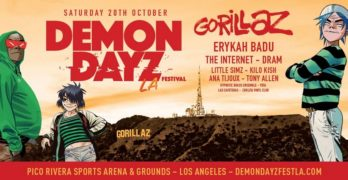ENTER TO WIN a pair of tickets to Demon Dayz!