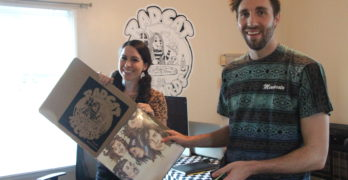 Rad Cat Records Keeps Their Wacky, Rock-n-Roll Label In-House