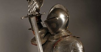 Metalheads Unite at Bowers Museum for <i>Knights in Armor</i>