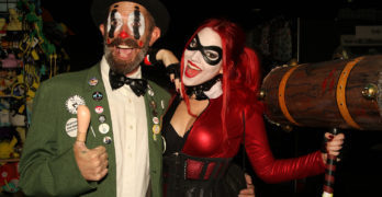 Colorful Characters Dominate Long Beach Comic Con