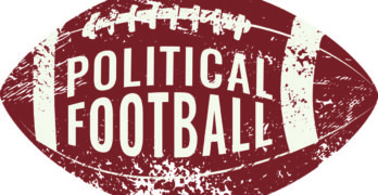 Political Football: Indianapolis Colts v. Washington Say-It-to-My-Face-I-Dare-You's