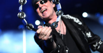 Scorpions and Queensryche at Five Point Amphitheatre