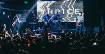 Thrice Break The Mold On New LP and Primed For a National Tour