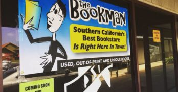 The Bookman Used Book Store in Orange's Move Delayed, but Will Happen, Folks!