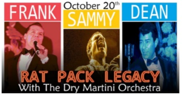 The Rat Pack Legacy w/ Dry Martini Orchestra