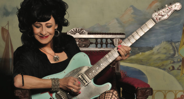 Sept. 21 is Rosie Flores Day in Surf City