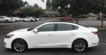 Age is All in Your Mind with the 2018 Kia Cadenza Limited