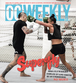 Superfly MMA Flyweight Ashlee Evans-Smith Is an Underdog