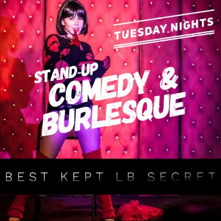 Underground Stand-Up Comedy & Burlesque