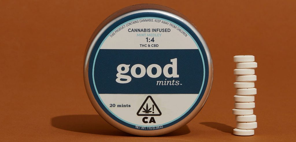 Toke of the Week: goodbrands' goodmints