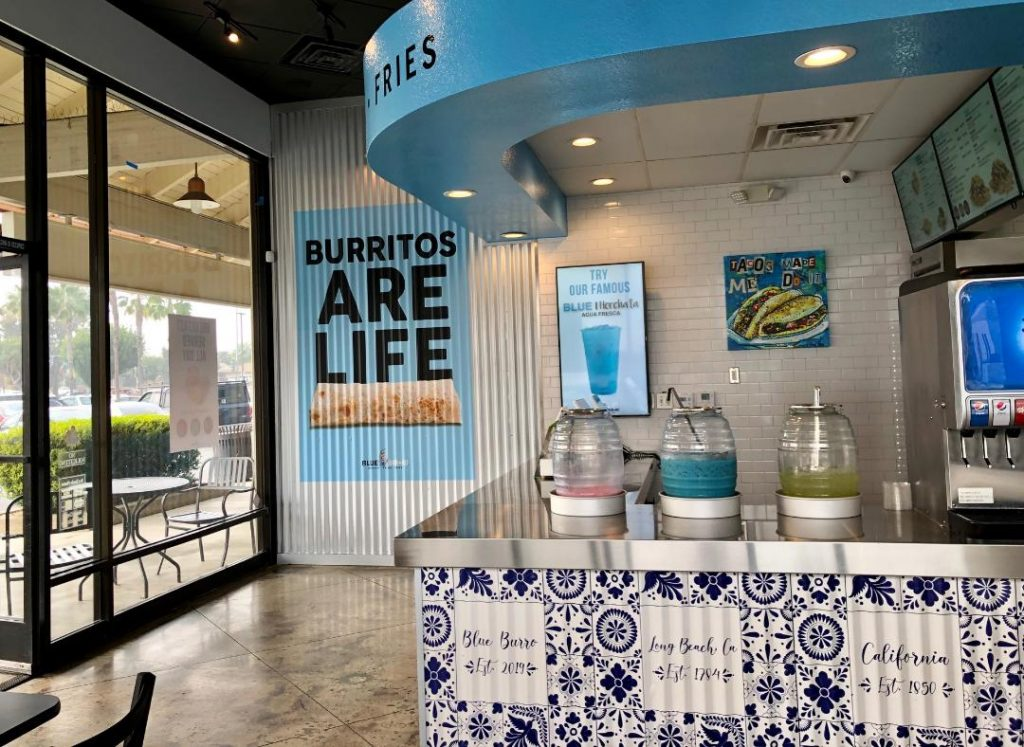 Blue Burro: There's a New Breakfast Burrito in Town