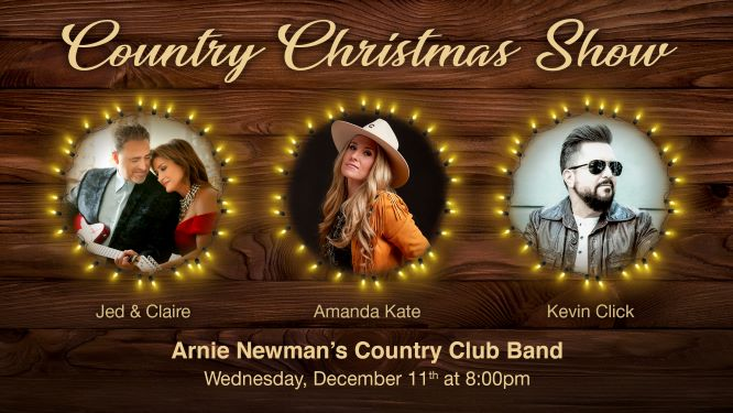 Country Christmas Show